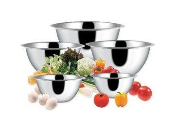 Deep BBQ Mixing Bowls