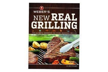 Weber New Real Grilling Cookbook