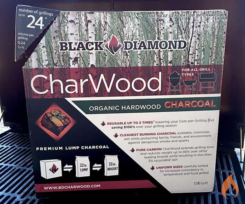 Black Diamond CharWood