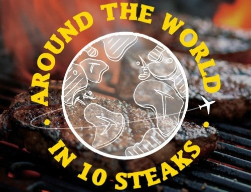 INFOGRAPHIC: 10 Ways to Eat Steak Around the World