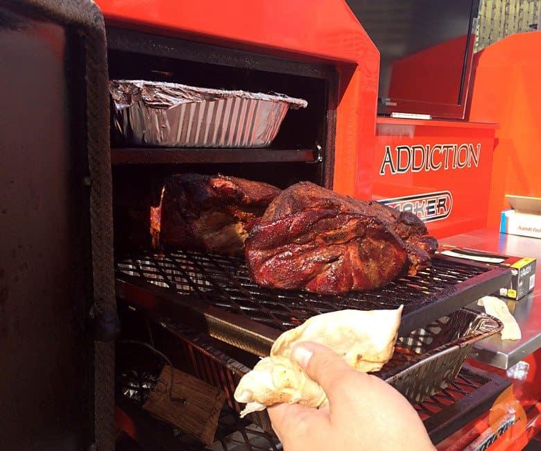 Pitmaker BBQ at World Food Championships