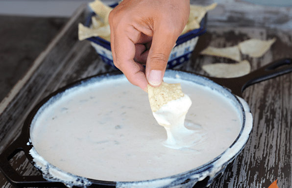 Tailgate Cheese Dip