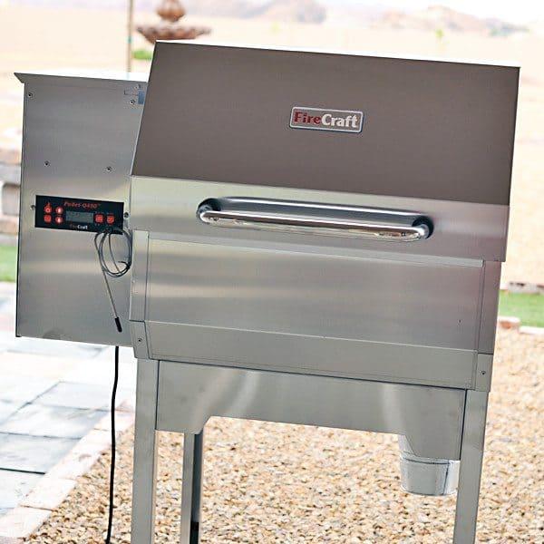 FireCraft Q-450 Pellet Grill