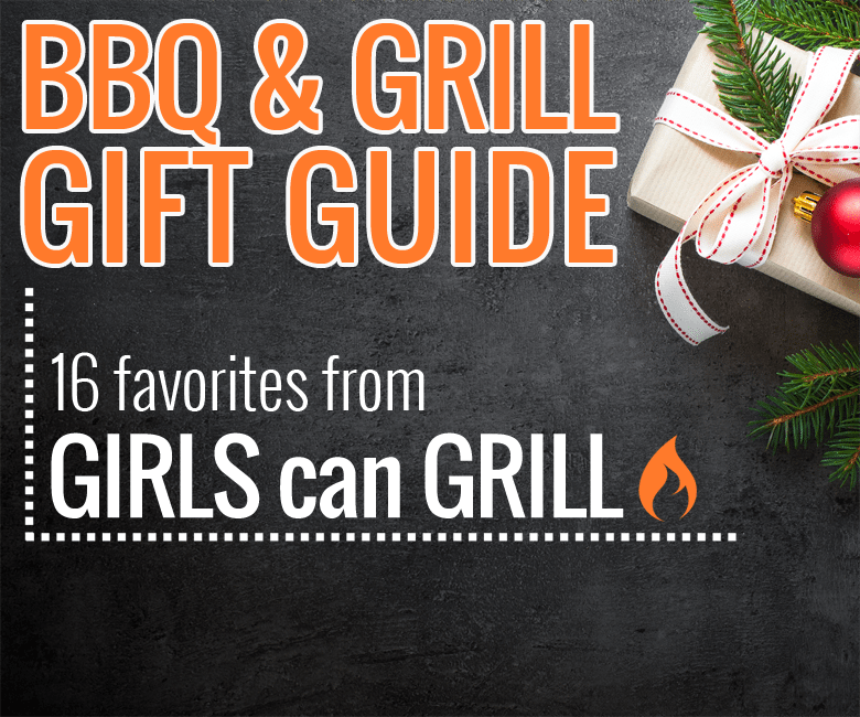 16 Gifts for Grill and BBQ Lovers