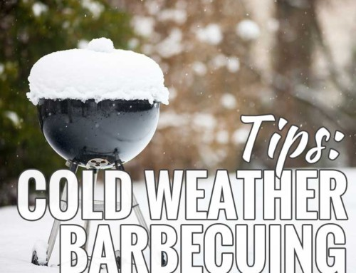 6 Tips for Barbecuing in Cold Weather
