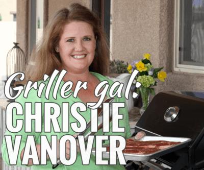 Griller Gal Christie Vanover