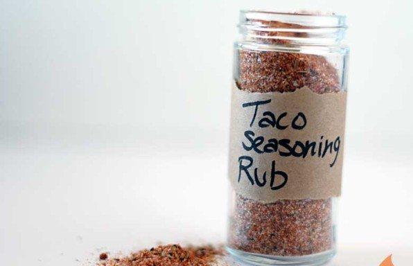 Taco Seasoning Rub