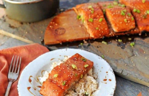 Barrel House Cooker Smoked Salmon
