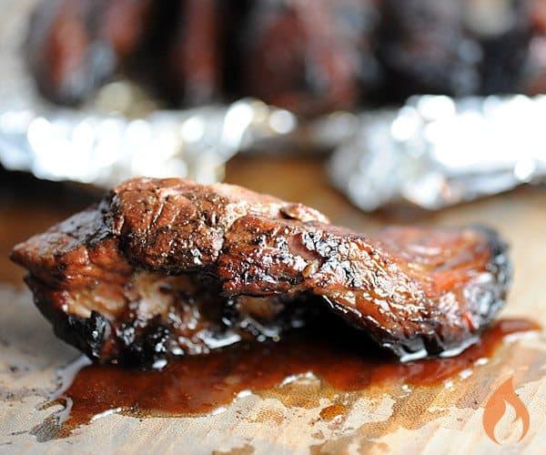 juicy boneless beef rib