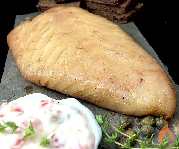 Smoked Halibut | Girls Can Grill