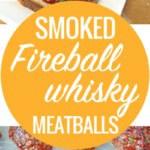 meatballs on bread