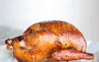 Grilled Turkey from Girls Can Grill