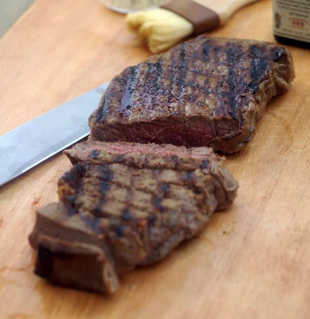 Grilled London Broil from My Catholic Kitchen
