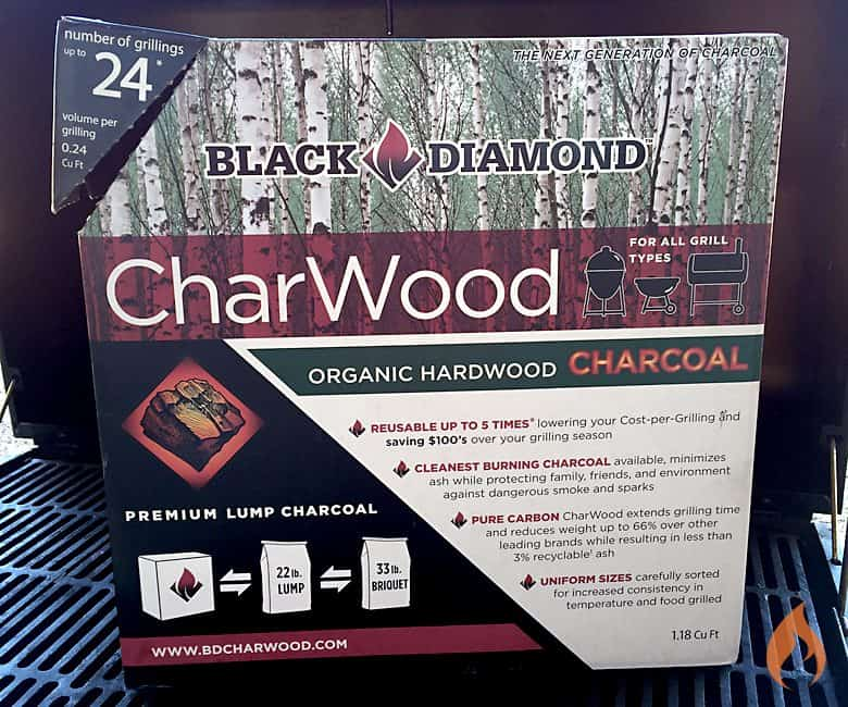 Black Diamond CharWood