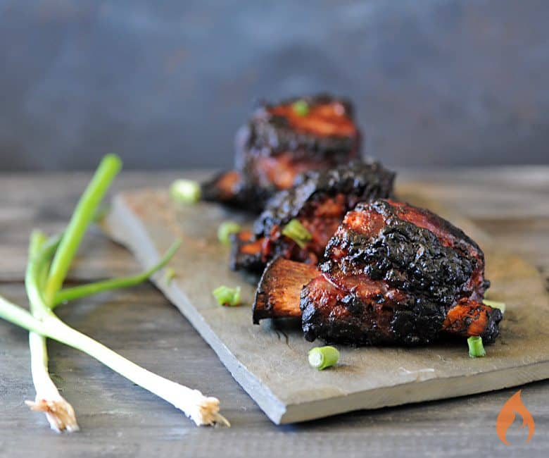 Miso Glazed Short Ribs