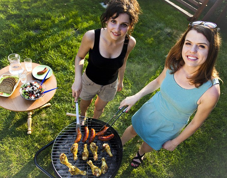 What Women Want for the Grill