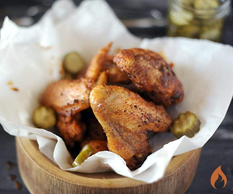 bowl of Grilled Nashville Hot Chicken