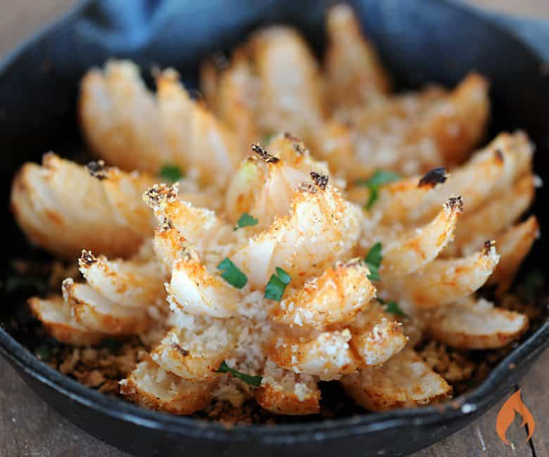 Grilled Bloomin' Onion