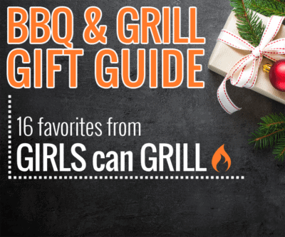 BBQ and Grill Gift Guide