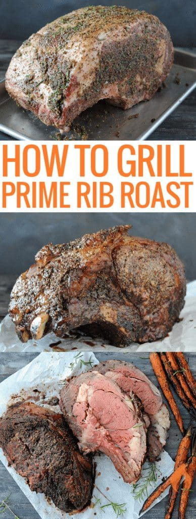 Prime rib roast is probably the most luxurious piece of meat. When it's cooked following our technique, it melts in your mouth with an herbaceous crust.