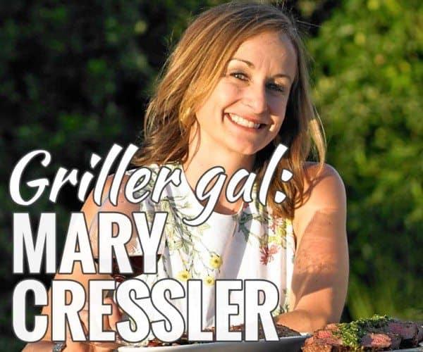 Griller Gal Mary Cressler