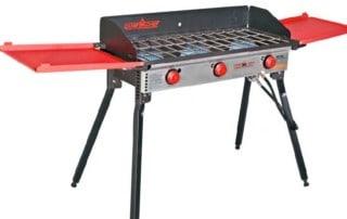 Camp Chef Pro 90X Three-Burner Stove