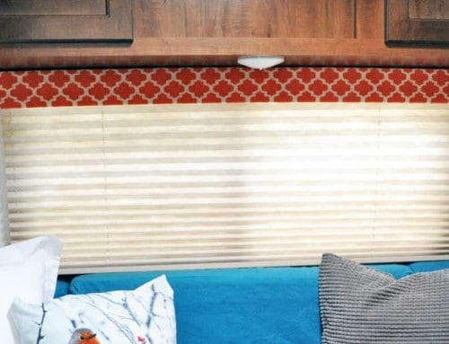 How to Renovate the RV Valances