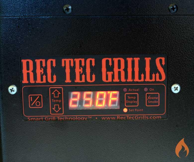 REC TEC Controller