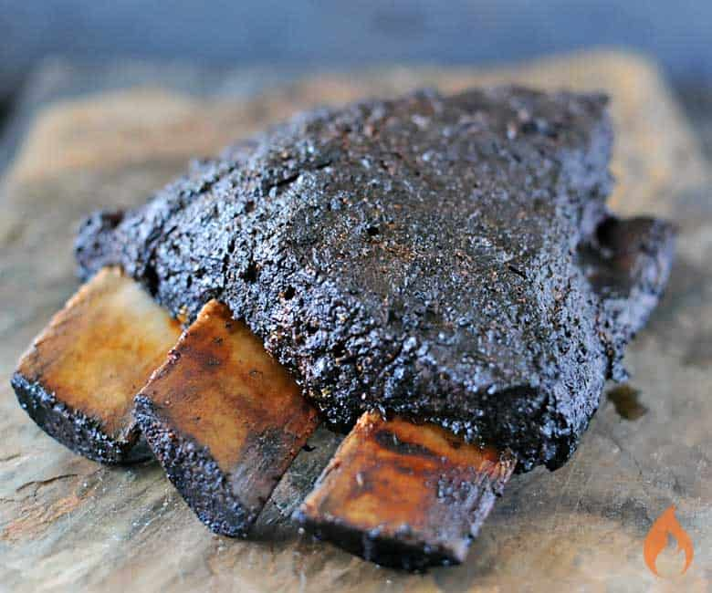 how to cook beef short ribs on the grill