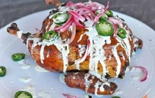 Smoked Jalapeno Ranch Chicken