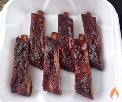 Competition St. Louis Style Ribs