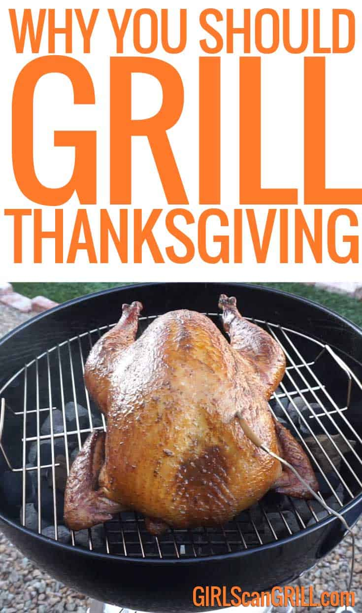 Tips, tricks and recipes for grilling Thanksgiving dinner