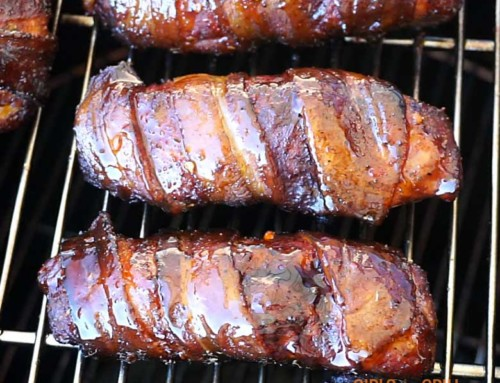 Maple Brown Sugar Bacon Ribs