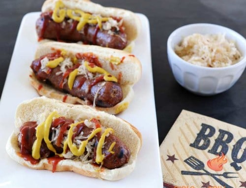 Homemade Bratwurst Recipe and How-to Video
