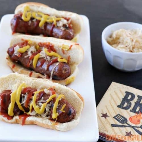 Homemade Bratwurst Recipe and How-to