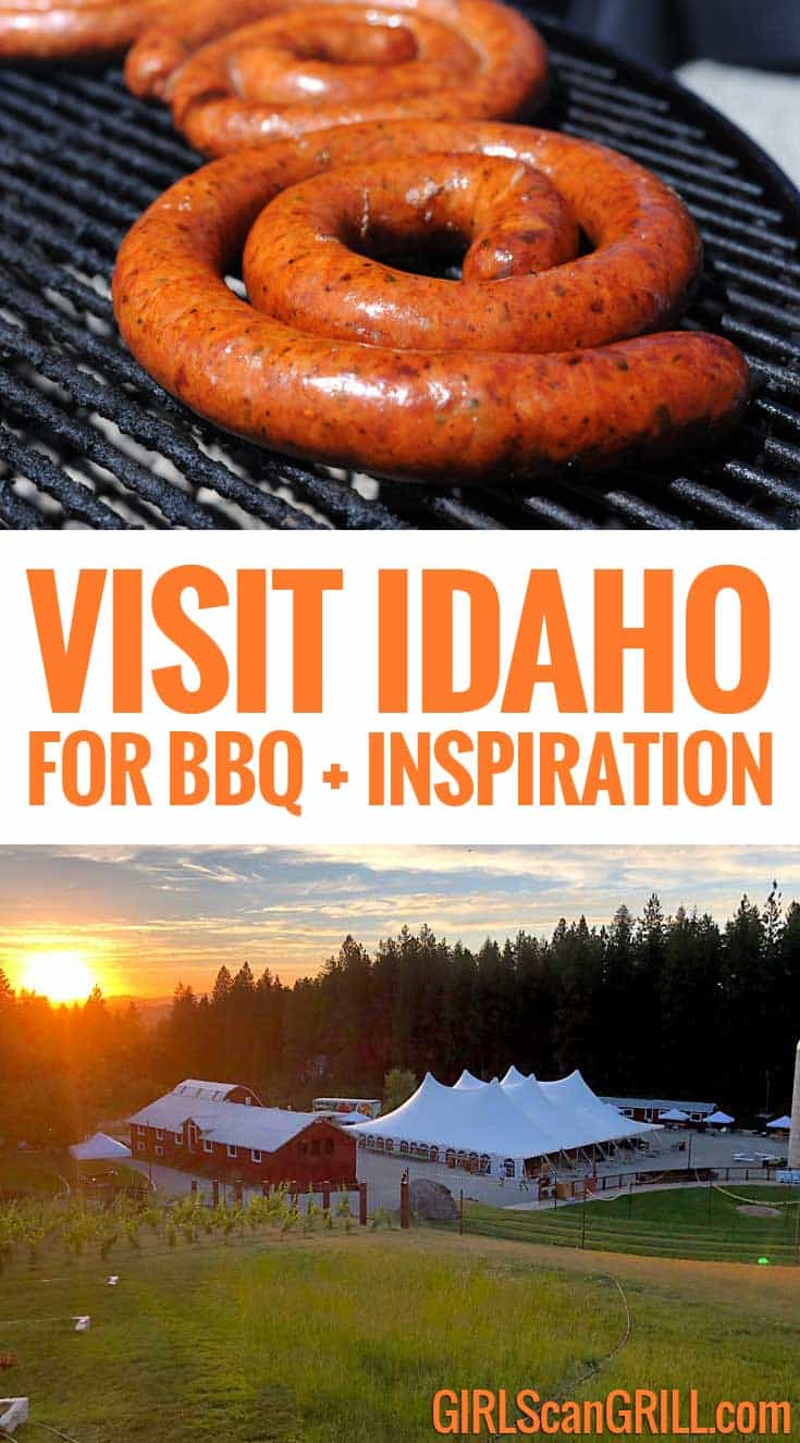 Who knew a visit to Idaho could lead to great barbecue and inspiration to follow your dreams?#FromTheAshesIdaho #VisitIdaho