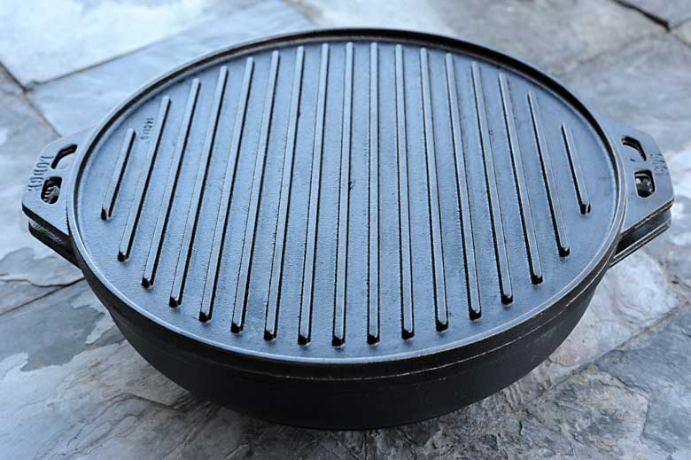 Lodge Cast Iron Cook-It-All grill