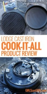 charcoal on top of Cook-It-All lid