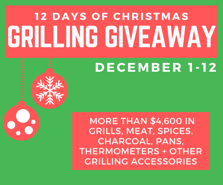 Grilling Giveaway