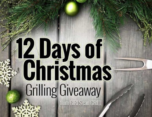 12 Days of Christmas Grilling Giveaway
