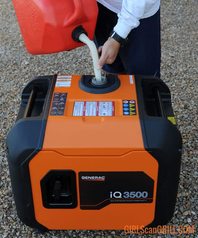 Generac iQ3500: The Quiet Generator for RVing and BBQ