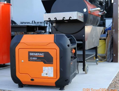 Generac iQ3500: The Quiet Generator for RVing and BBQ Competitions