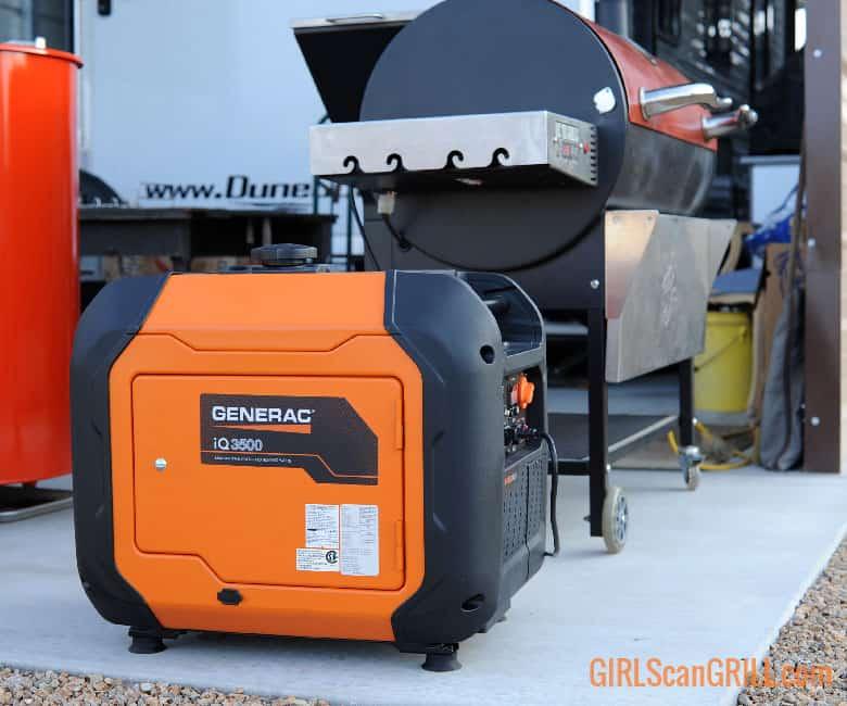 generac generator storage covers