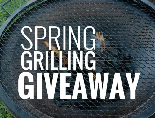 Spring Grilling Giveaway