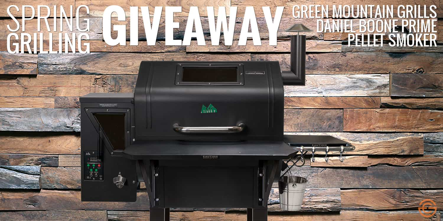 Green Mountain Grills Prime