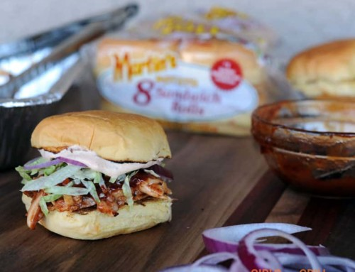 Southwest Chicken Sandwich with Chipotle Crema