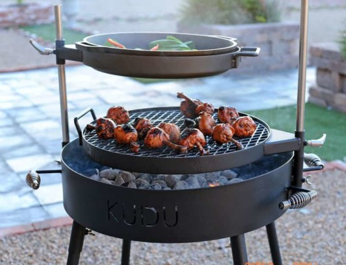 KUDU Grill Review + Assembly Instructions