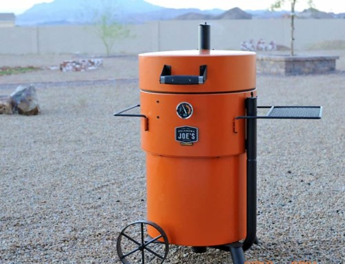 Oklahoma Joe's Bronco Pro Drum Smoker Review