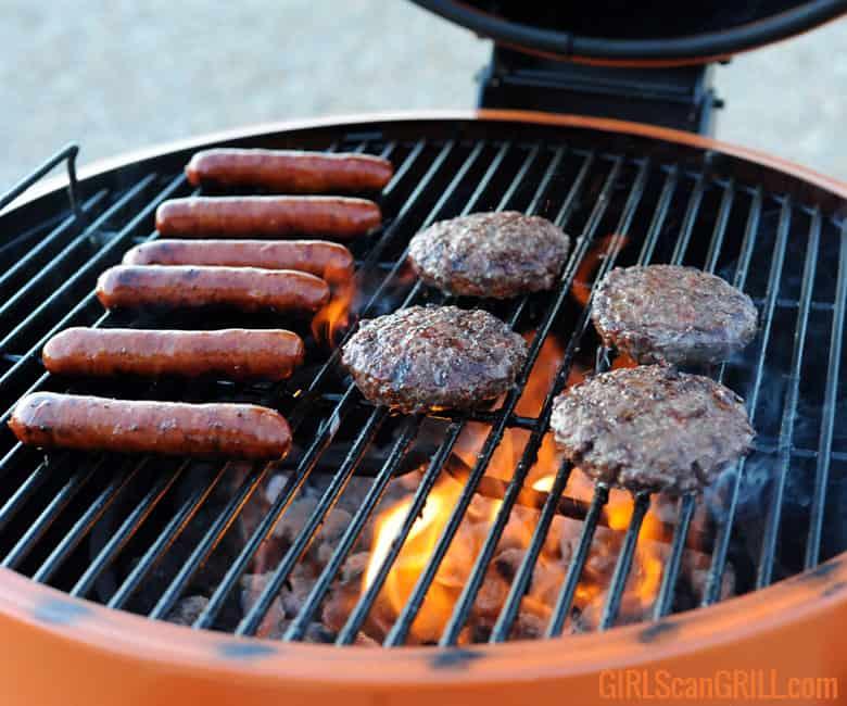 Oklahoma Joe's Bronco Pro Drum Smoker Review | Girls Can Grill