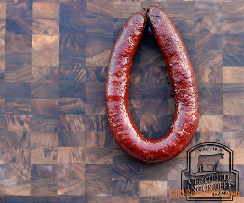 How to Make Smoked Beef Sausage + Video